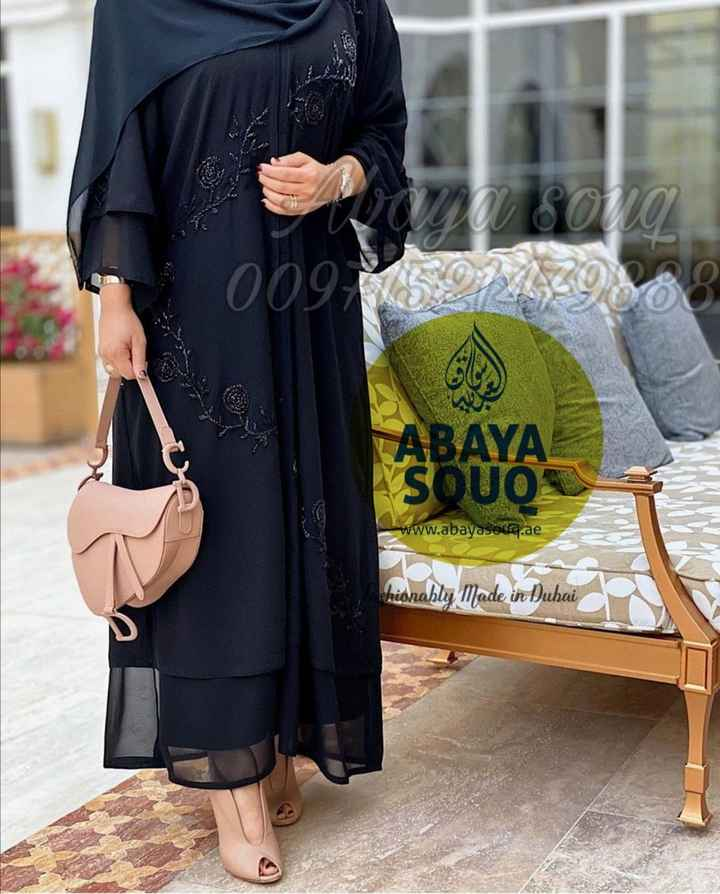 👗شادی کی ڈریس - ong KABAYA SOUOS www . abayasovq . ae hionably Made in Dubai - ShareChat