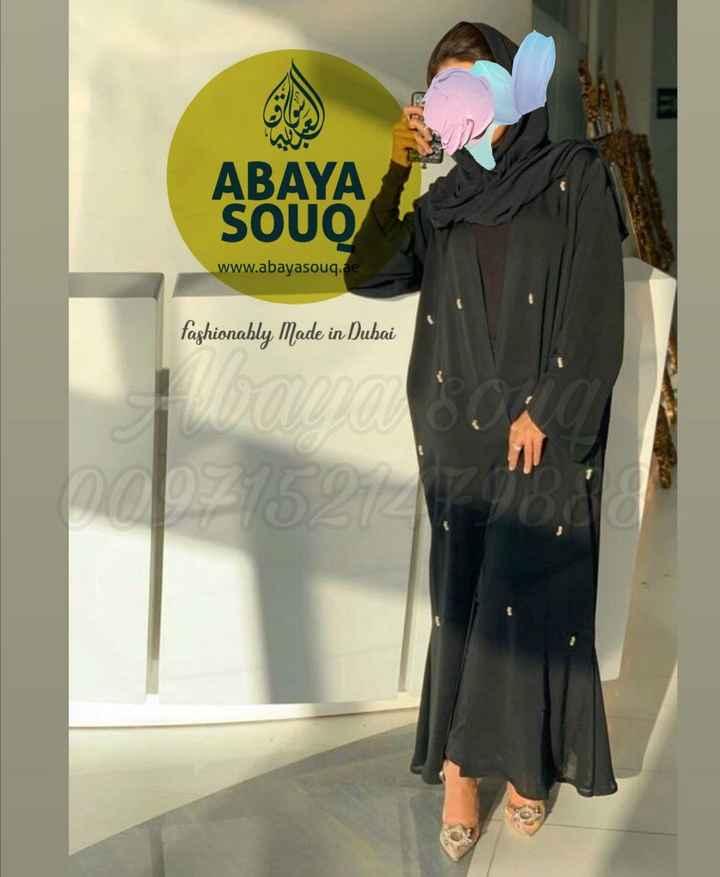 👗شادی کی ڈریس - ABAYA SOUO www . abayasouq . ae fashionably Made in Dubai ODP521 - ShareChat