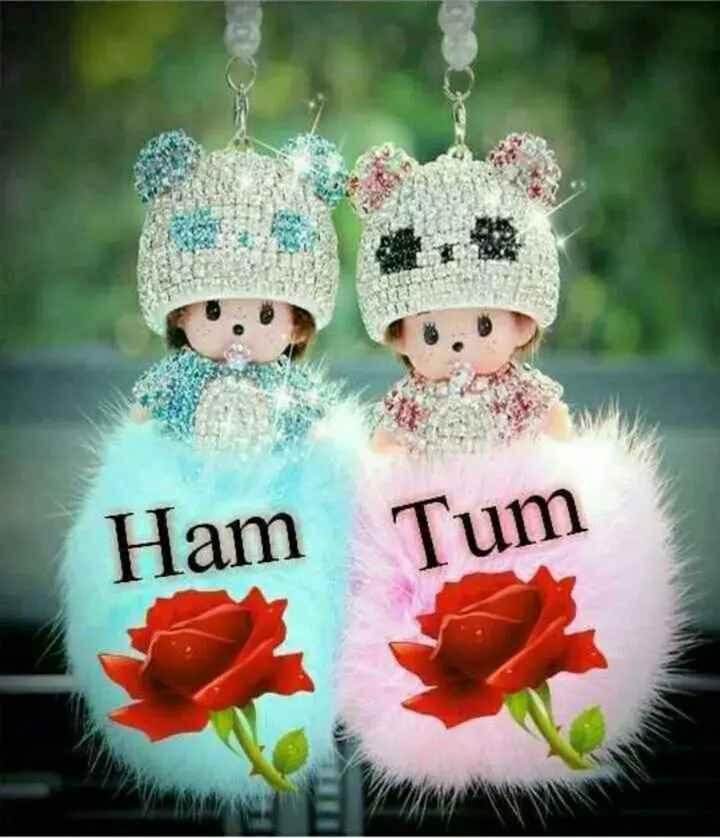 💏 इश्क़-मोहब्बत - Ham Tum - ShareChat