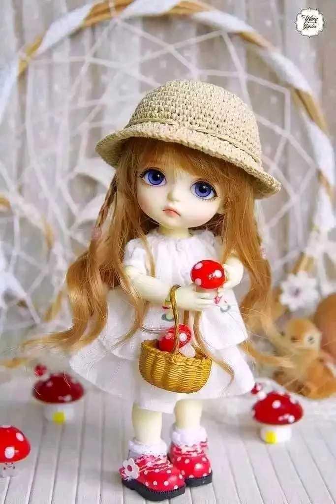 🤗क्यूट डॉल और खिलौने - ShareChat