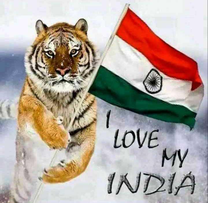 🙏गणतंत्र दिवस की शुभकामनाएं - LOVE My INDIA - ShareChat