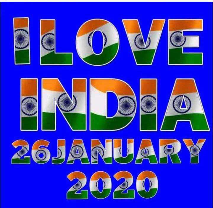 🙏गणतंत्र दिवस की शुभकामनाएं - 26JANUARY 2020 - ShareChat
