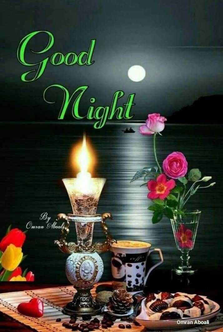 👧गर्ल्स स्टेटस💃 - Good Nights 7290 Omran Omran Aboali - ShareChat
