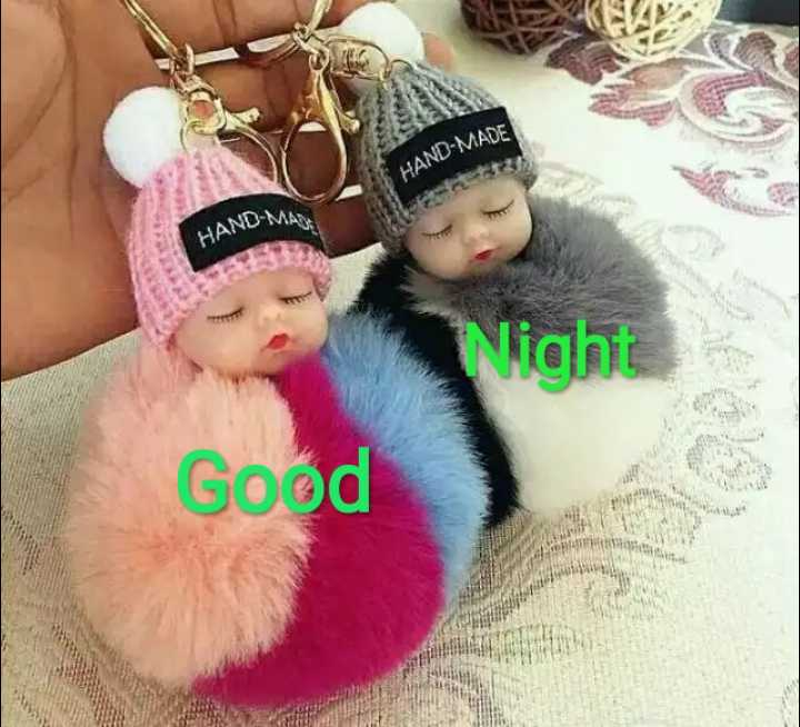 🌙 गुड नाईट - HAND - MADE HAND - MA Night Good - ShareChat