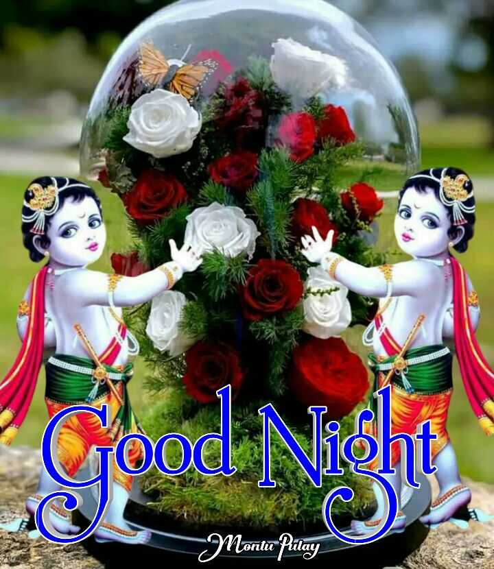 🌙 गुड नाईट - ood Night M onte Pilay - ShareChat