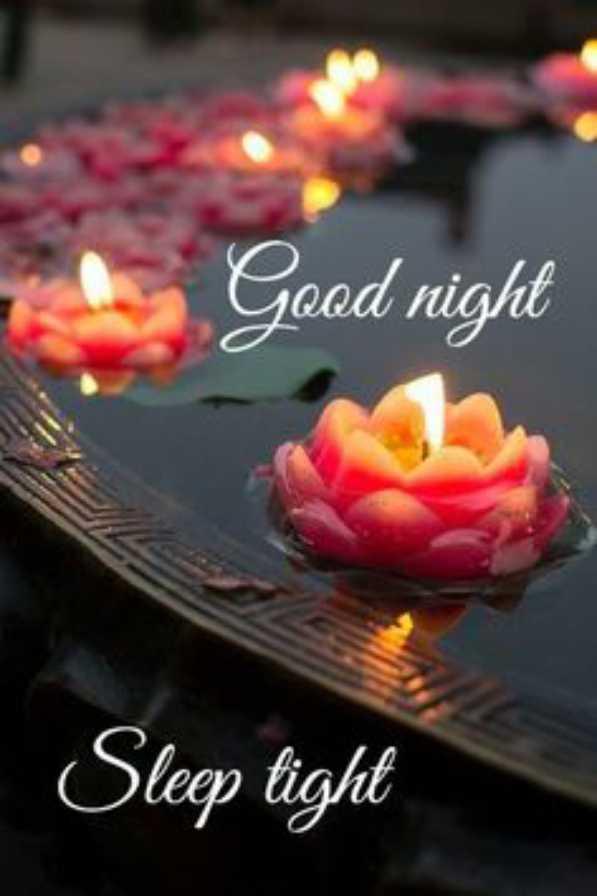 🌙 गुड नाईट - Good night Sleep tight - ShareChat
