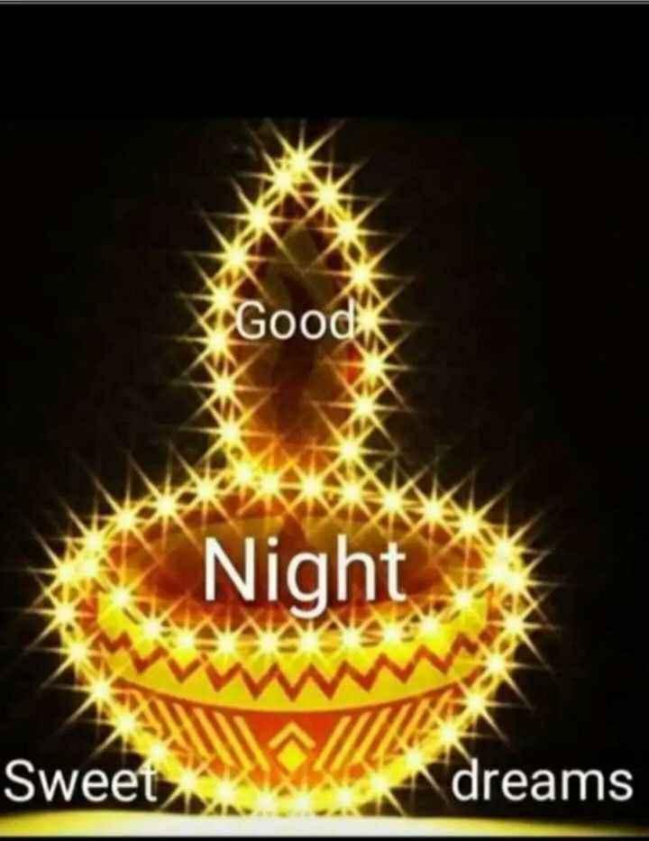 🌙 गुड नाईट - Goodk Night Sweet dreams - ShareChat