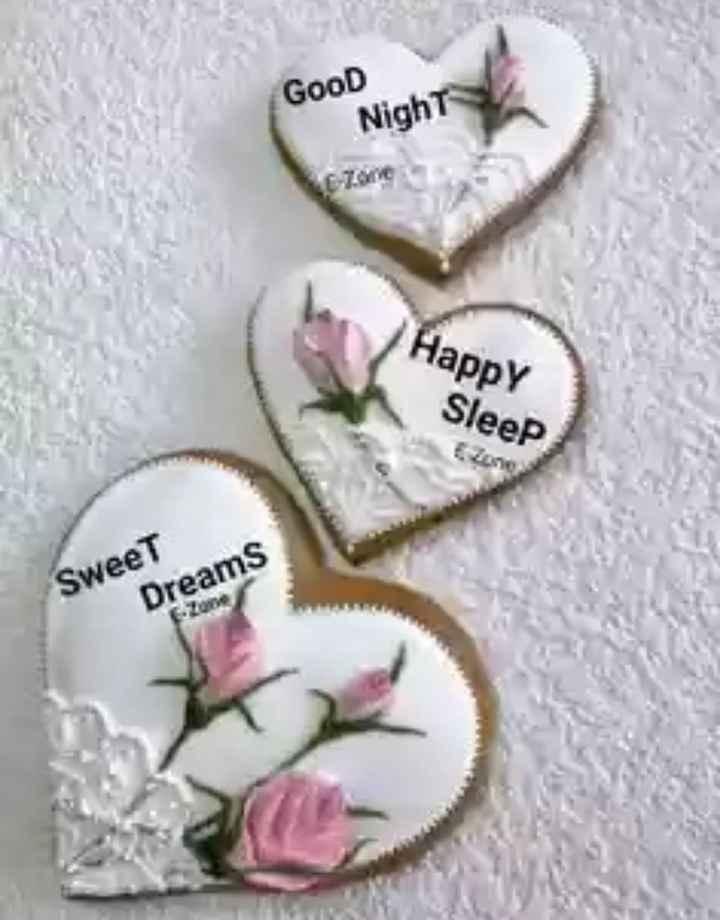 🌙 गुड नाईट - GOOD Night Happy Sleep Sweet Dreams . zone - ShareChat