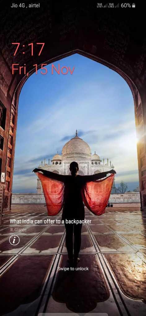 गोपाल कृष्ण गोखले क पुण्यतिथि - Jio 4G , airtel Moel Yesil 60 % 7 : 17 Fri , 15 Nov What India can offer to a backpacker 3 Glasee Swipe to unlock - ShareChat