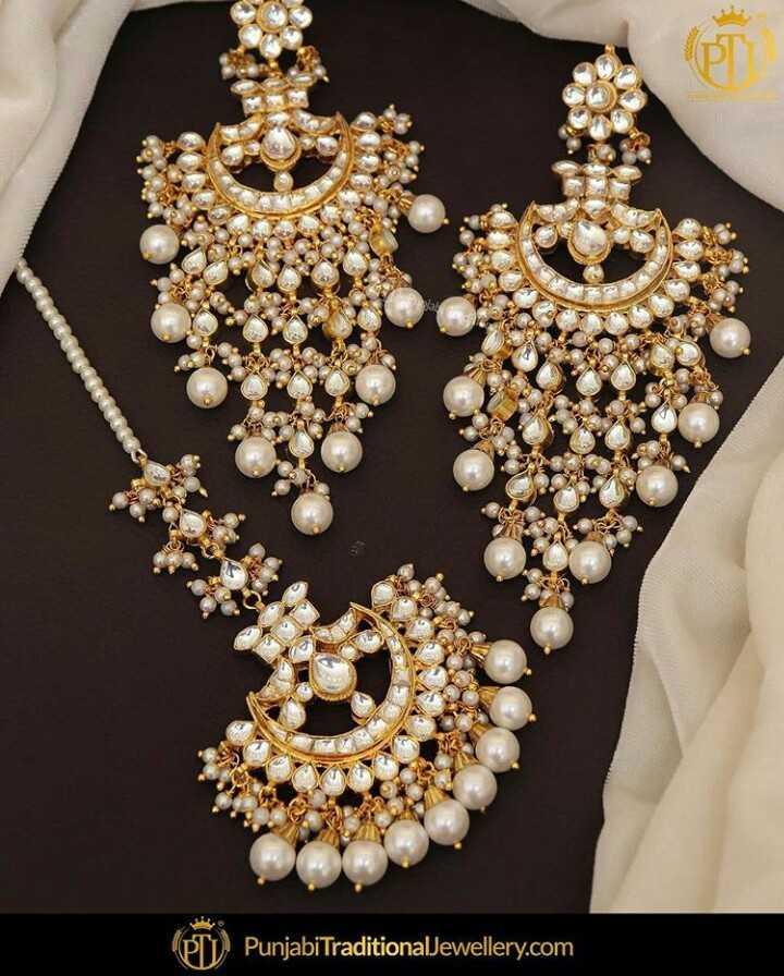 💎चूड़ियाँ-ईयररिंग्स - Punjabi TraditionalJewellery . com - ShareChat