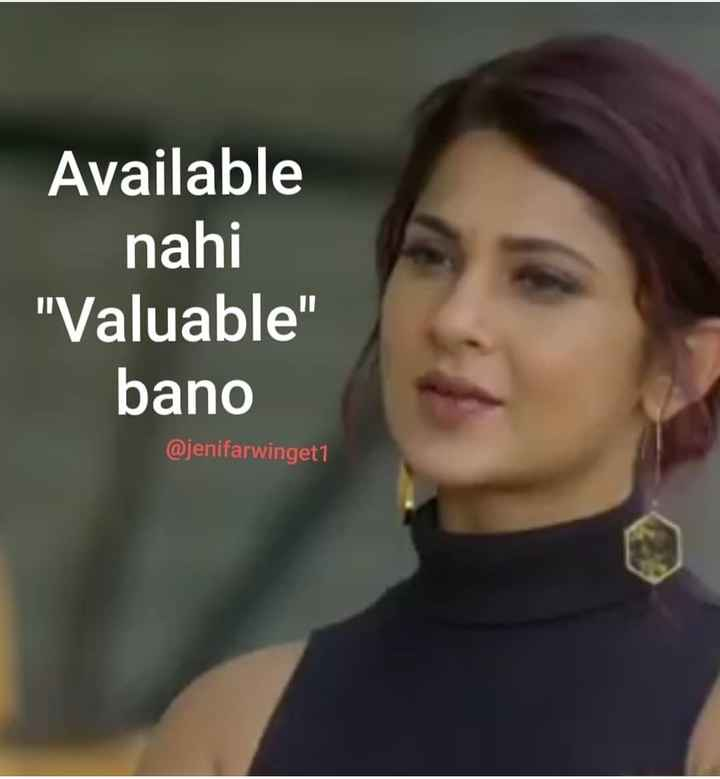 👸जेनिफर विंगेट: बेहद 2🔥 - Available nahi Valuable bano @ jenifarwinget1 - ShareChat
