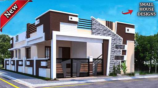 डिजाईन - SMALL HOUSE DESIGNS New HLIN - ShareChat