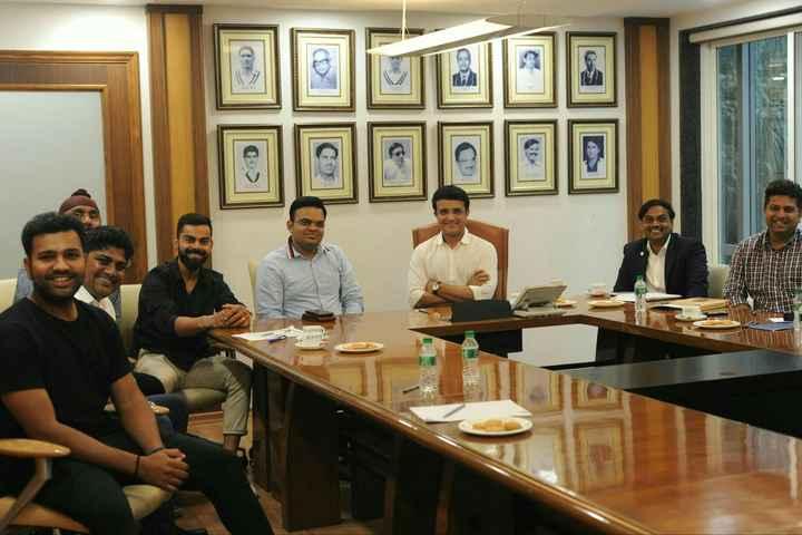 🏏दादा बने BCCI अध्यक्ष - ShareChat