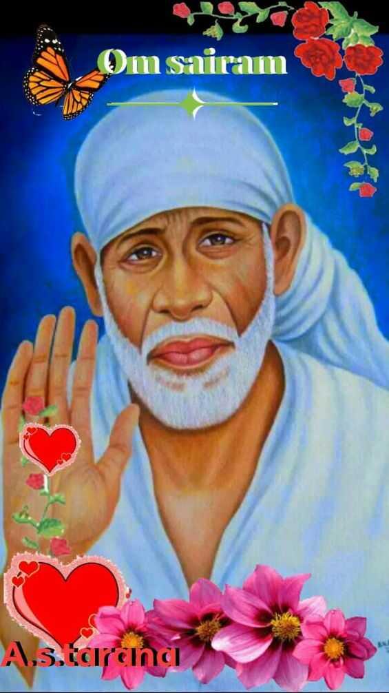 🙏 धर्म-कर्म - i Om sairam A . s . carenci - ShareChat