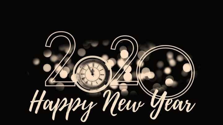 😎न्यू ईयर व्हाट्स ऐप स्टेटस💞💥 - X Happy New Year - ShareChat