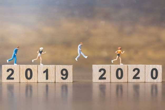 👋 बाय बाय 2019 - 2019 2020 - ShareChat