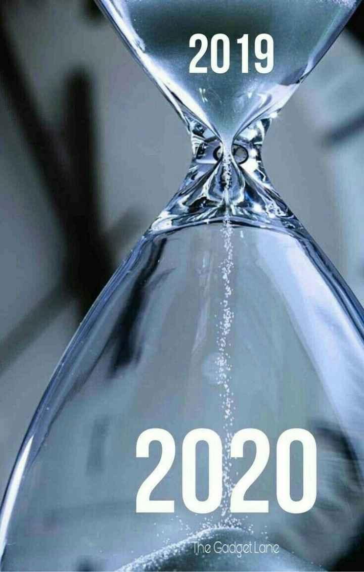 👋 बाय बाय 2019 - 2019 2020 The Gadget Lane - ShareChat