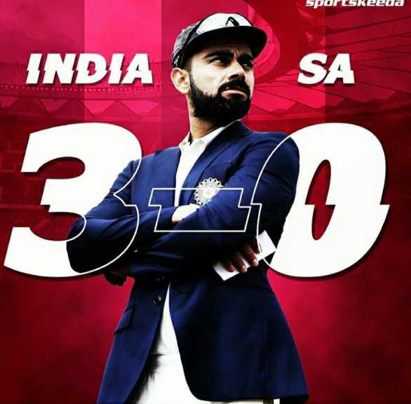 🏏भारत vs द.आफ्रिका Live - Sportskeeda INDIA SA - ShareChat