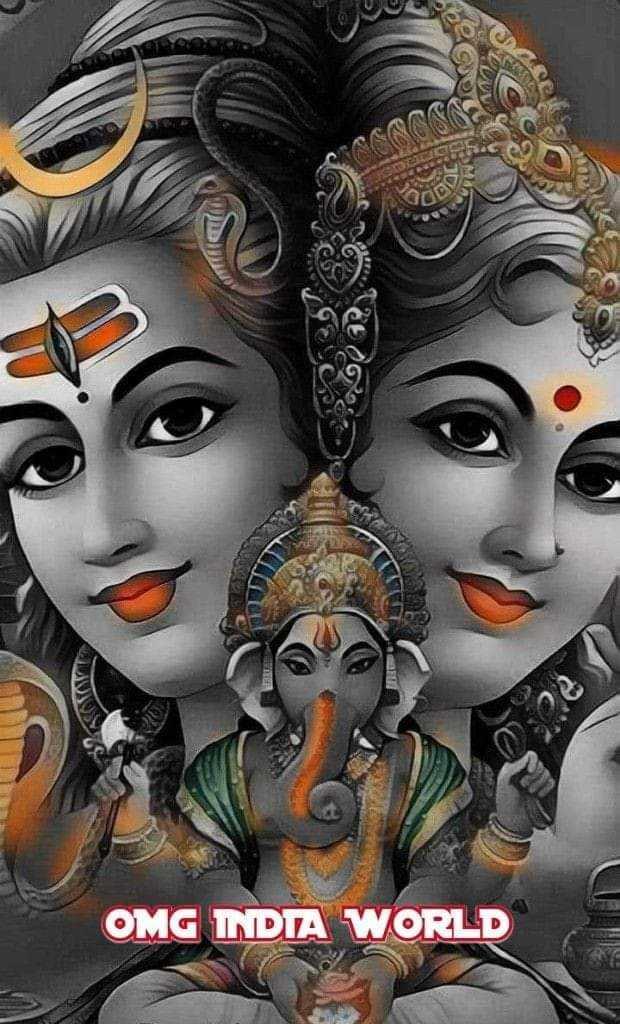 🌺 मंदिर के दर्शन - noe OMG INDIA WORLD - ShareChat
