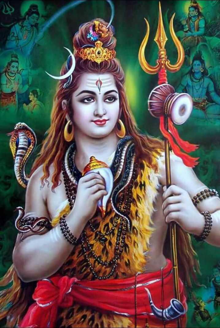 🌺 मंदिर के दर्शन - ANUR அ - ShareChat