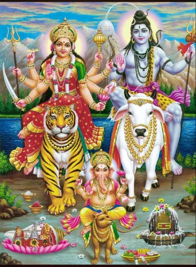 🌺 मंदिर के दर्शन - മർദ - ShareChat