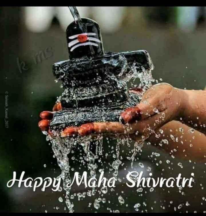 🌺महाशिवरात्रि शुभकामनाएं - . : RMs Sainath _ Kamal 2017 Happy Maha Shivratri - ShareChat