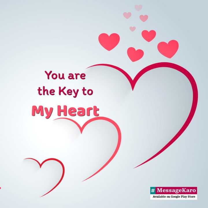 🌺महाशिवरात्रि शुभकामनाएं - You are the Key to My Heart » # MessageKaro Available on Google Play Store - ShareChat