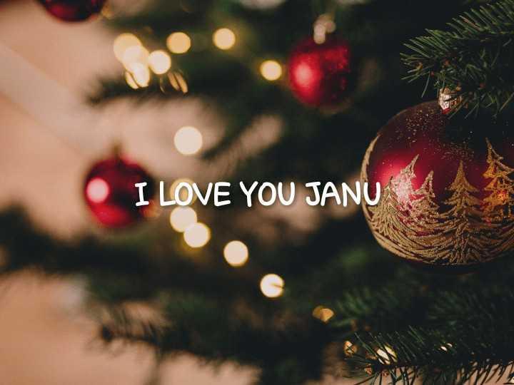 😁 मेरी स्माइल🤤 - I LOVE YOU JANU - ShareChat