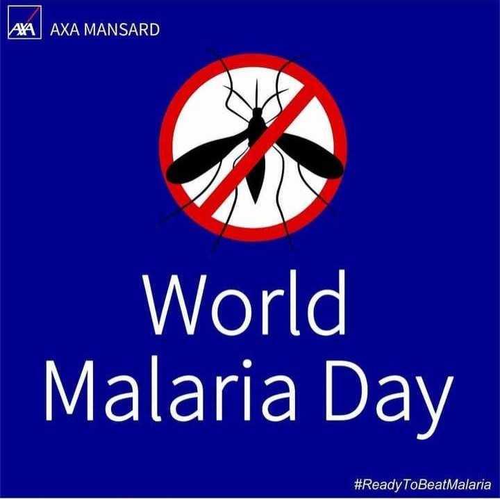 🌡वर्ल्ड मलेरिया डे - ShareChat