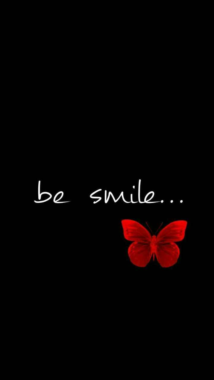 🛤वॉलपेपर - be smile . . . - ShareChat