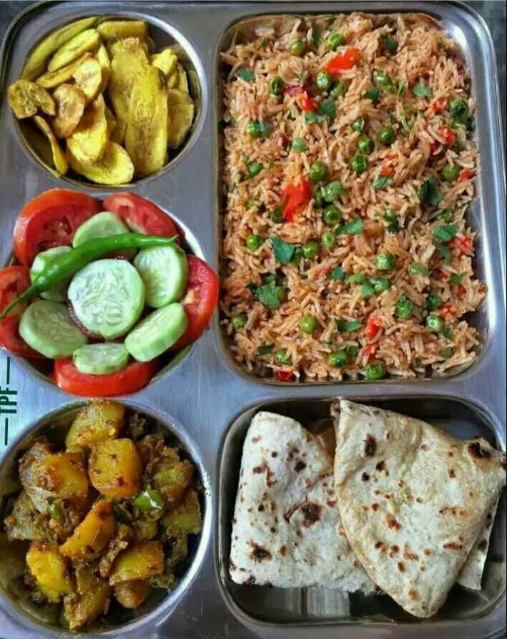 🥗शुद्ध शाकाहारी भोजन - - TPE - ShareChat