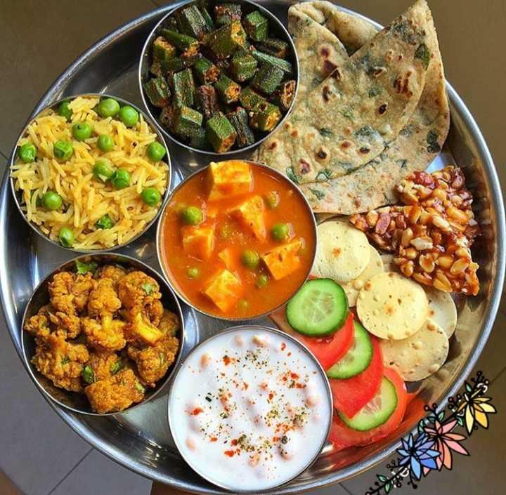 🥗शुद्ध शाकाहारी भोजन - A . VZN6 - ShareChat