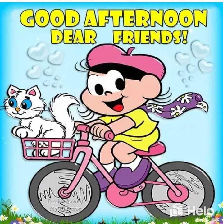 🕛 शुभ दोपहर☺ - GOOD AFTERNOON DEAR FRIENDS ! Co oo faceb . com / Myastiyerse - ShareChat