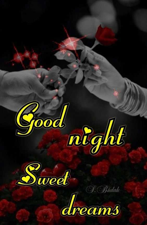 शुभरात्रि - Good ' night Sweet dreams S . Budak dreams - ShareChat