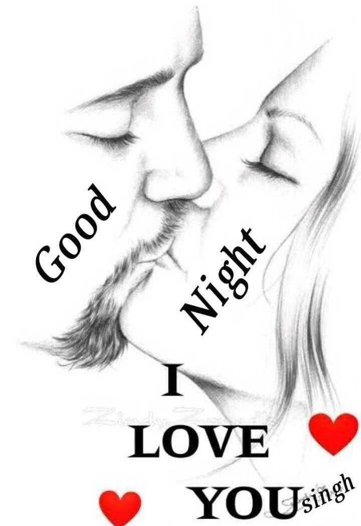 😴शुभ रात्री😴 - Good Night LOVE YOUsingh - ShareChat
