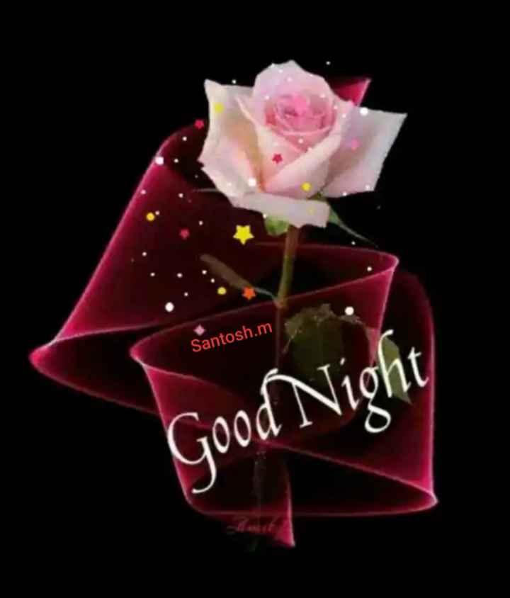 😴शुभ रात्री😴 - Santosh . m Good Night - ShareChat