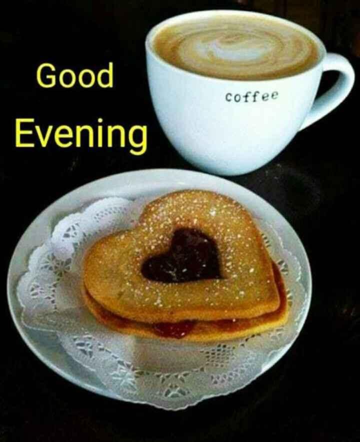 🌜 शुभ संध्या🙏 - Good coffee Evening - ShareChat
