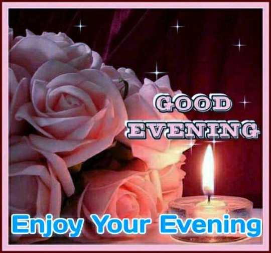 🌜 शुभ संध्या🙏 - GOOD EVENING Enjoy Your Evening - ShareChat