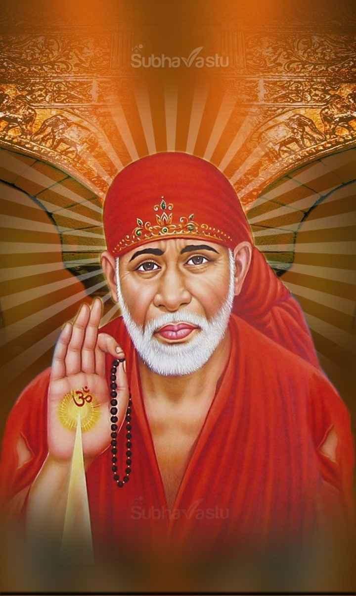 💀साईं भक्तों पर संकट❗ - Subha Vastu Ghe M so Subha vastu - ShareChat