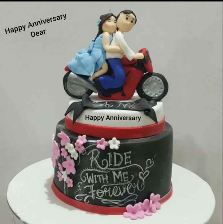 💐 सालगिरह❤ - Happy Anniversary Dear EN Happy Anniversary RIDE WITH MEDALS Jerevole - ShareChat