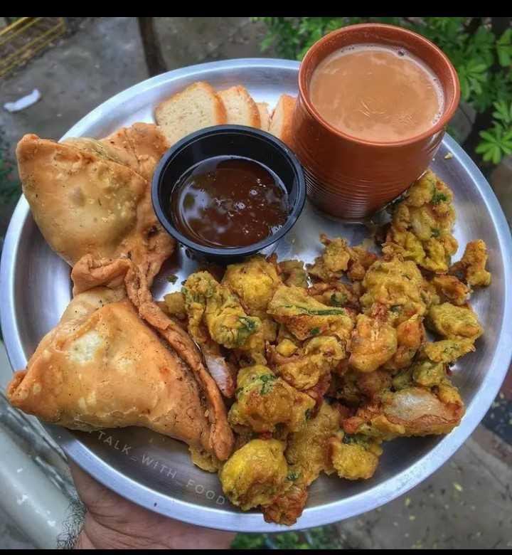 ⛱सुबह का नाश्ता - TALK _ WITH FOOD - ShareChat