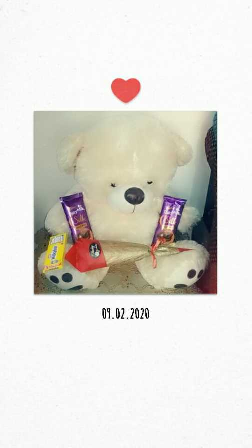 🍫हैप्पी चॉकलेट डे - SIL 09 . 02 . 2020 - ShareChat