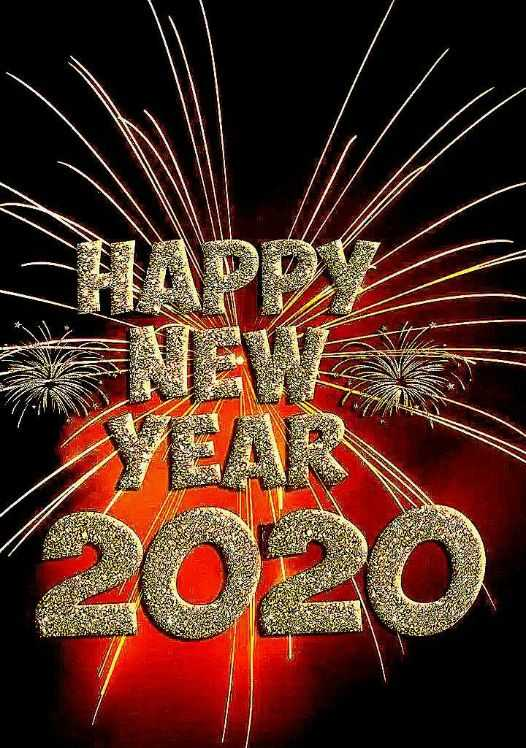 🎉 हैप्पी न्यू ईयर 2020 - Naut MAR 2020 - ShareChat