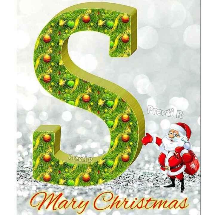 🎉 हैप्पी न्यू ईयर 2020 - Preeti R Preet R Mary Christmas - ShareChat