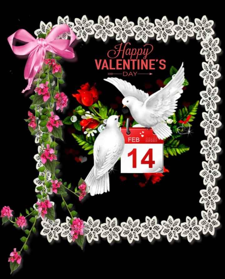 💞हैप्पी वैलेंटाइन डे - Happit VALENTINE ' S » » » DAY FEB 14 - ShareChat