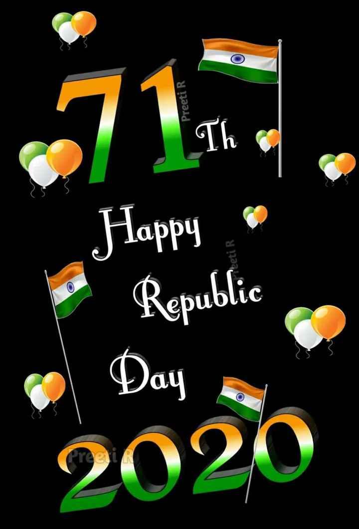 🇮🇳२६ जानेवारी Coming Soon - Preeti R Th Happy Preeti R Republic Day 2020 - ShareChat