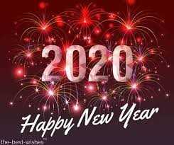🎆আসছে ২০২০✨ - 2020 Happy New Year the - best - wishes - ShareChat