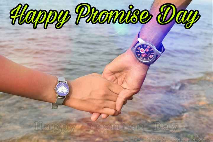 🗿ইতিহাস - Happy Promise Day GL Happy Promise Day Subrata Karmakar - ShareChat