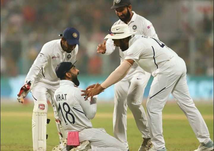 ইন্ডিয়া vs বাংলাদেশ LIVE - RAT - ShareChat