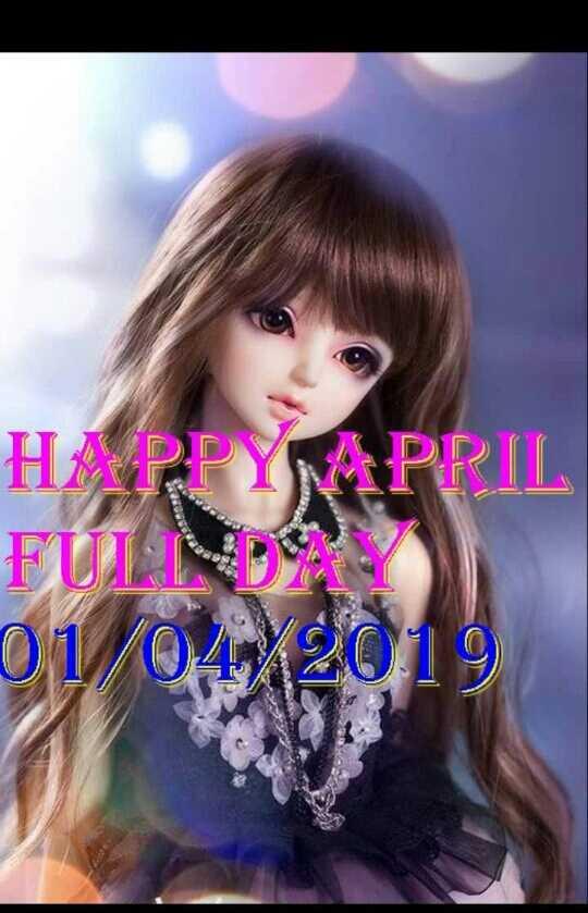 এপ্রিল ফুল - HAPP VAPRIL FULNO - ShareChat